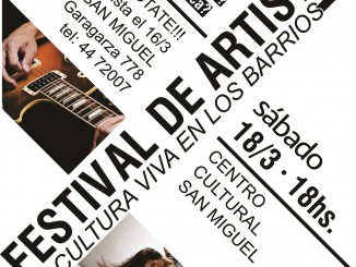 FESTIVAL DE ARTISTS1